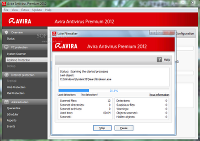 Avira Premium 2012 12.0.0.865 Full Version