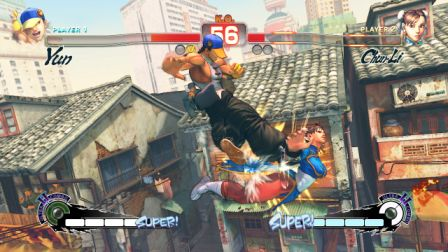 SUPER STREET FIGHTER IV Arcade Edition : Game PC ...